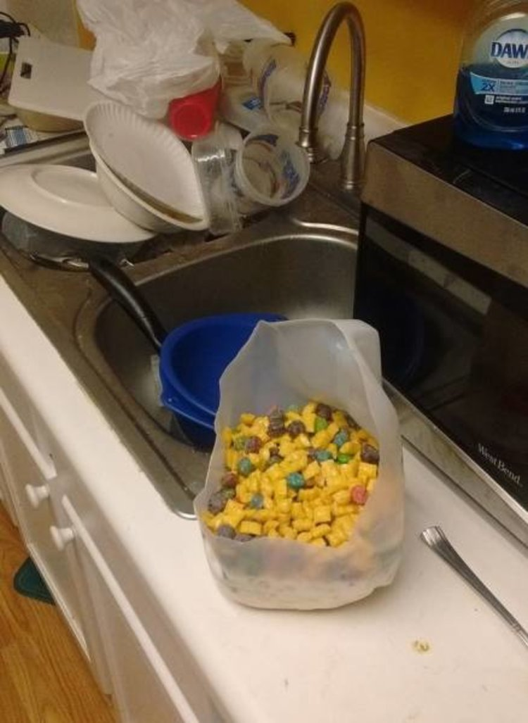 Another Lazy Cereal Lover