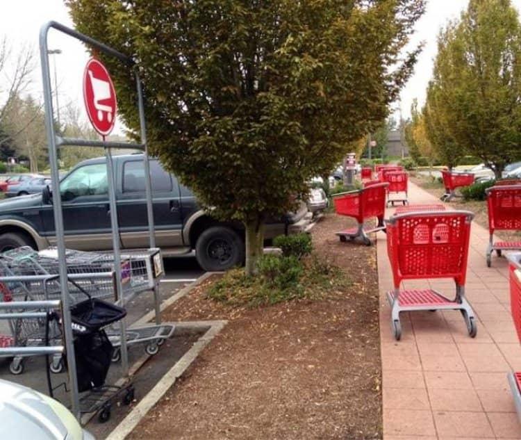 Trolley Parking