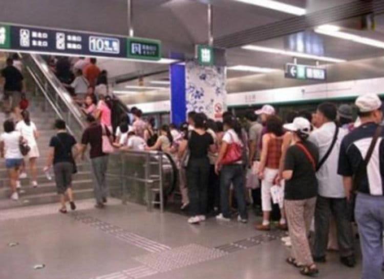 A Lazy Crowd