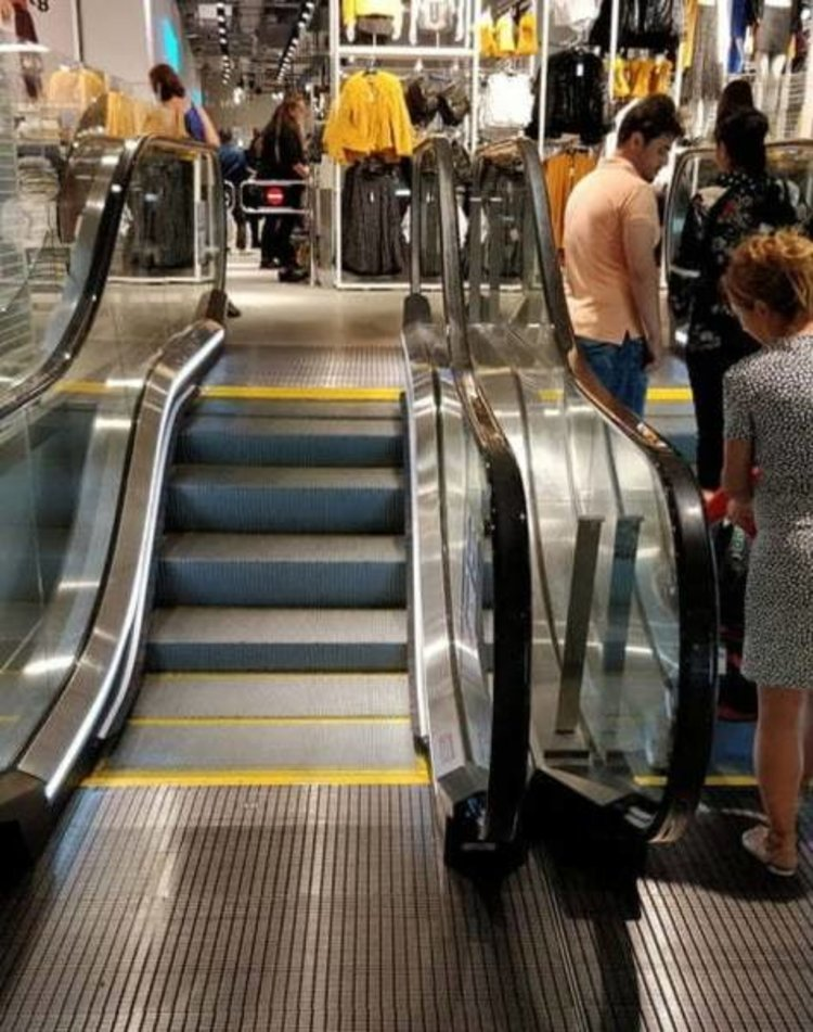A Mini Escalator
