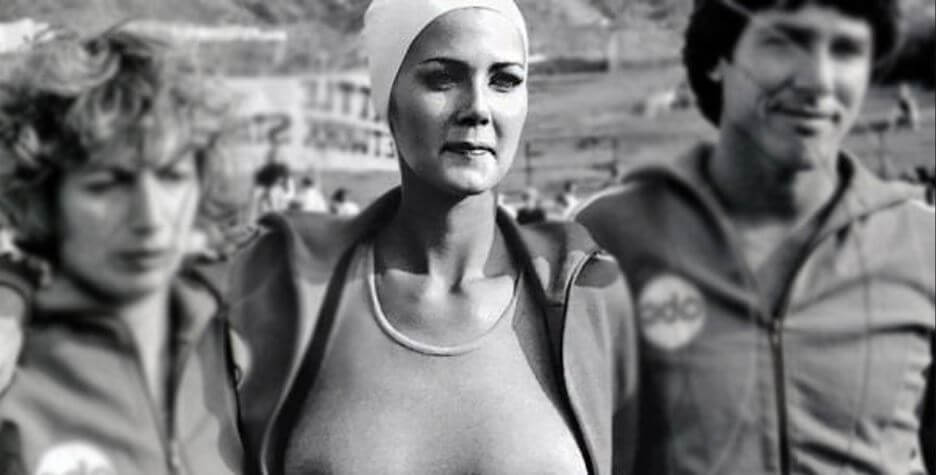 Lynda Carter Participated In The Battle of the Network Stars