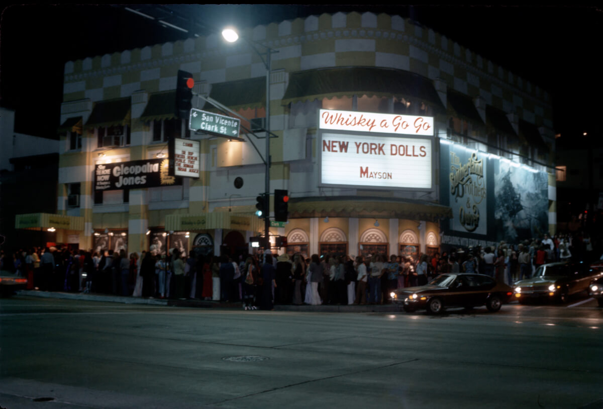 The Iconic Whisky A Go Go