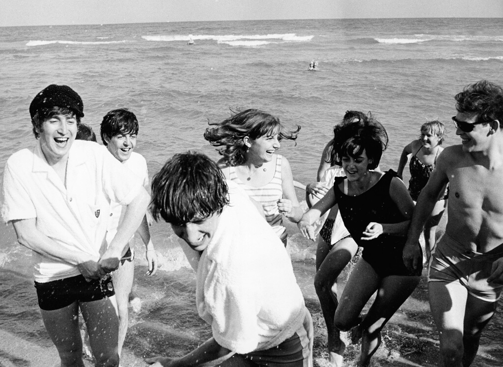 Going Gaga For The Beatles