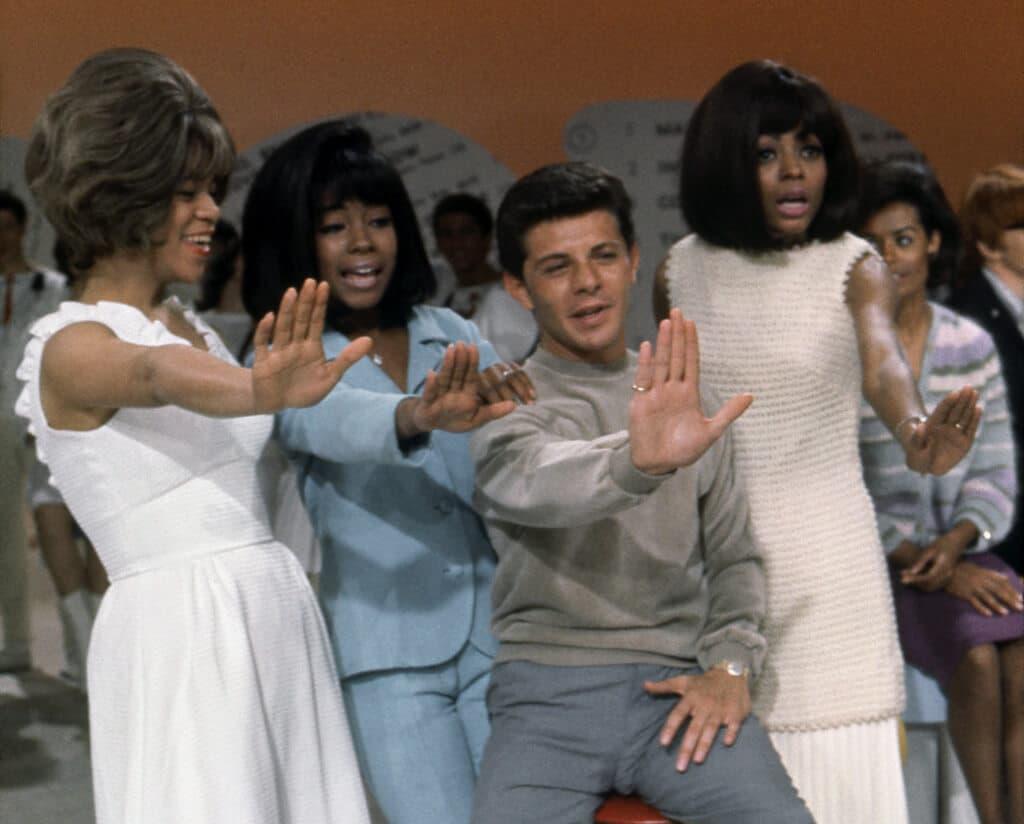 The Supremes At Rehearsal