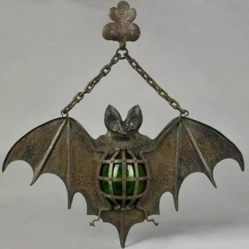This Bat Lantern From The '30s Is Still Good For Modern Day Halloween