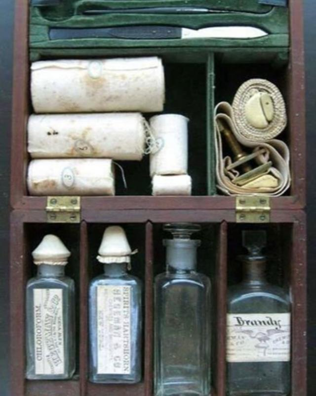 American Civil War Era Surgeon's Kit