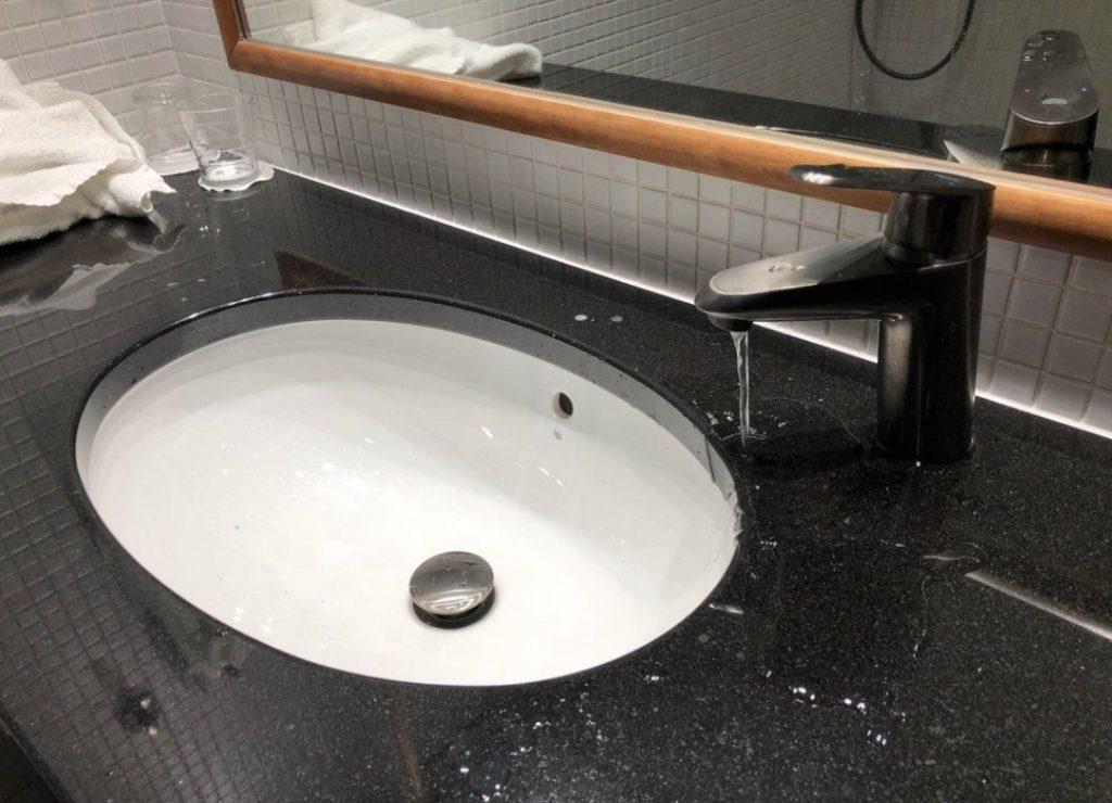 A Sink Like No Other