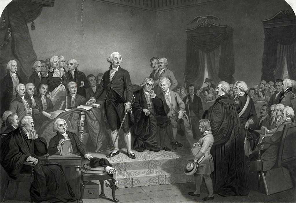 His Second Inaugural Address