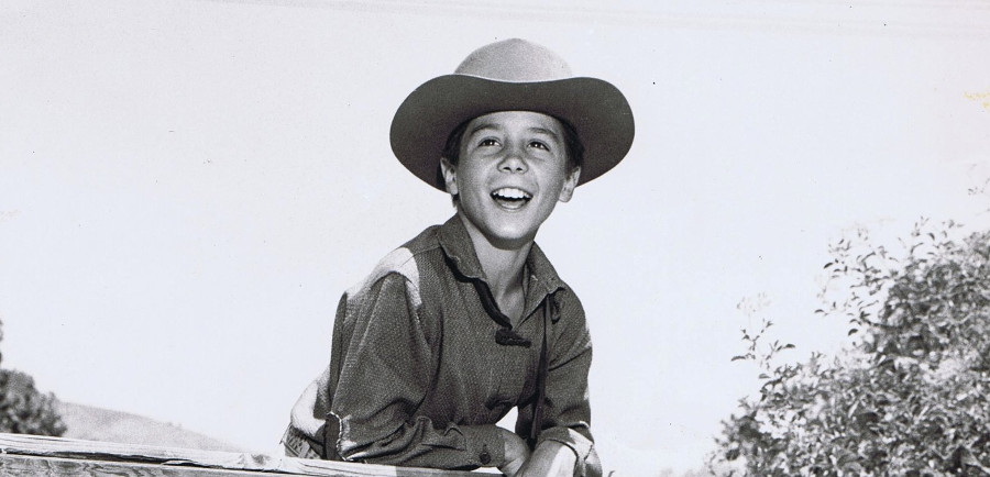 Johnny Crawford on the Show