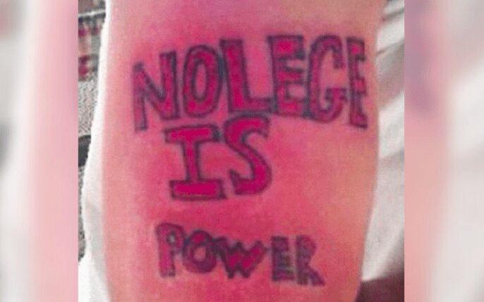 It Is Power