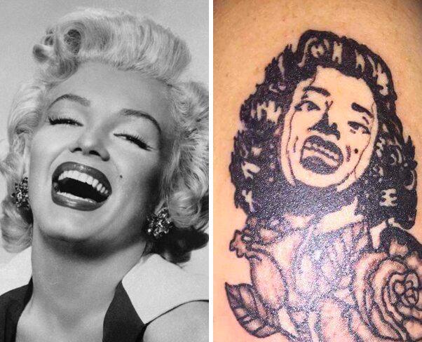 Marilyn Mistake