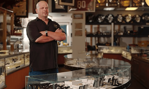 Rick Harrison Is A Huge Bookworm