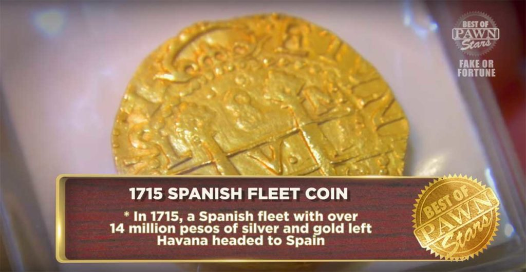 Special Gold Coin