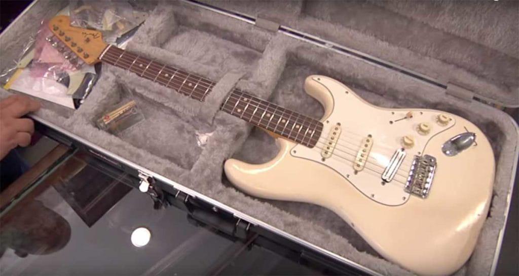 Vick Flick's Guitar