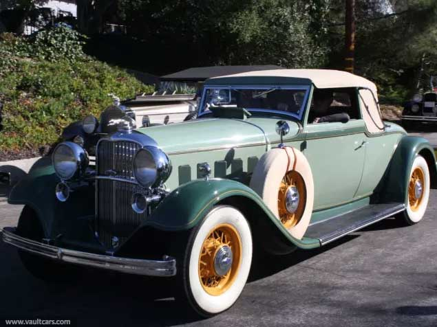 A 1932 Roadster