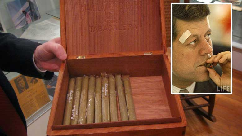 A President's Humidor