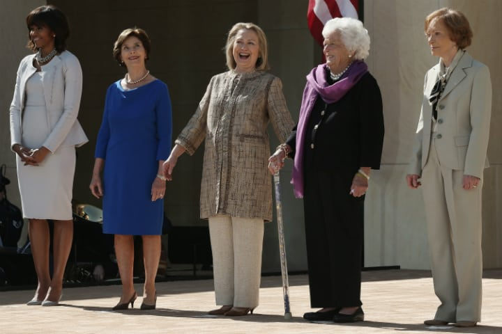 The First Ladies Of The United States