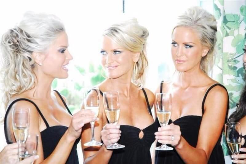 Her Maids Of Honor