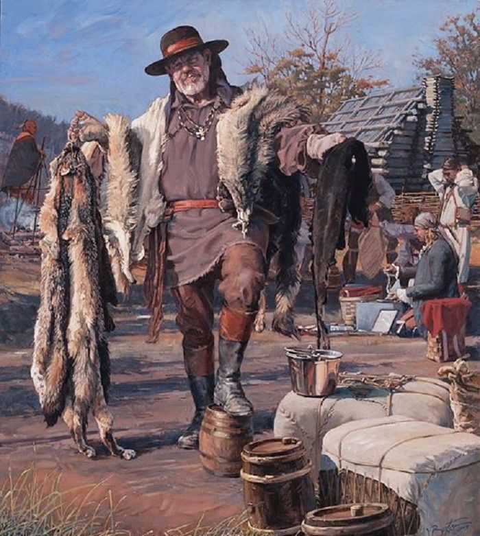 History Of Trapping