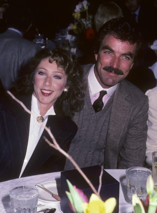 Tom Selleck And Jillie Mack