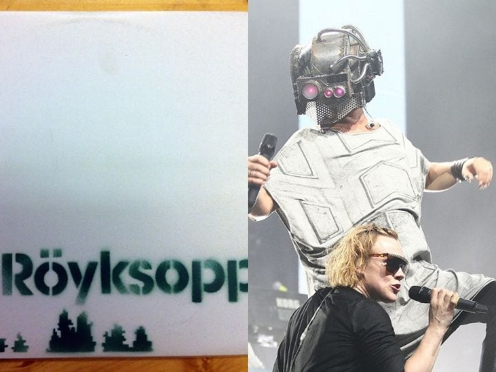 Röyksopp, Melody A.M. (2001)
