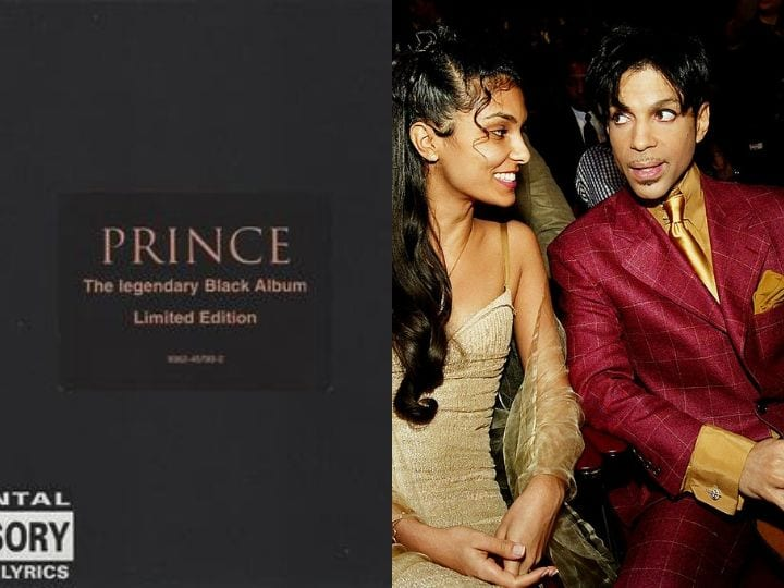 Prince, The Black Album