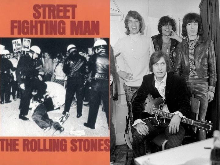 The Rolling Stones, Street Fighting Man (1968)