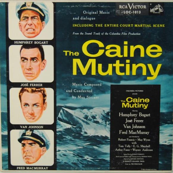 Max Steiner, The Caine Mutiny