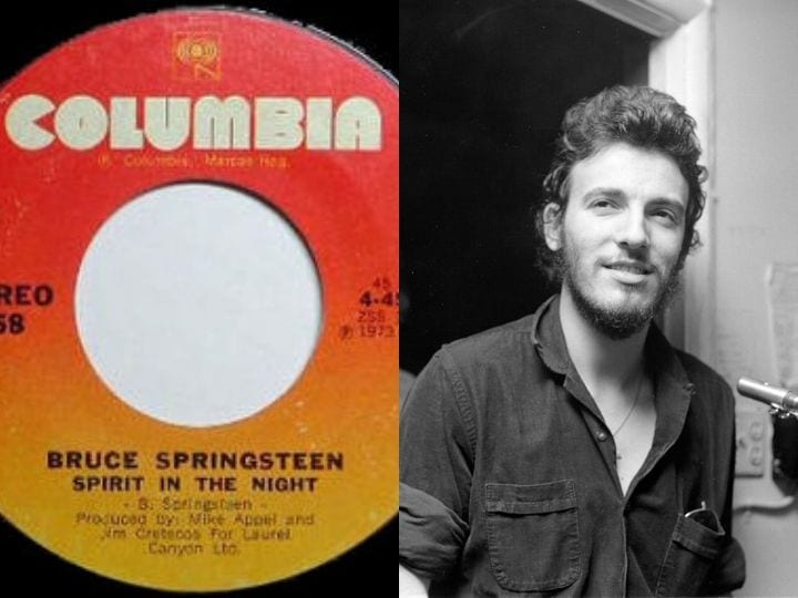Bruce Springsteen, Spirit in the Night (1973)
