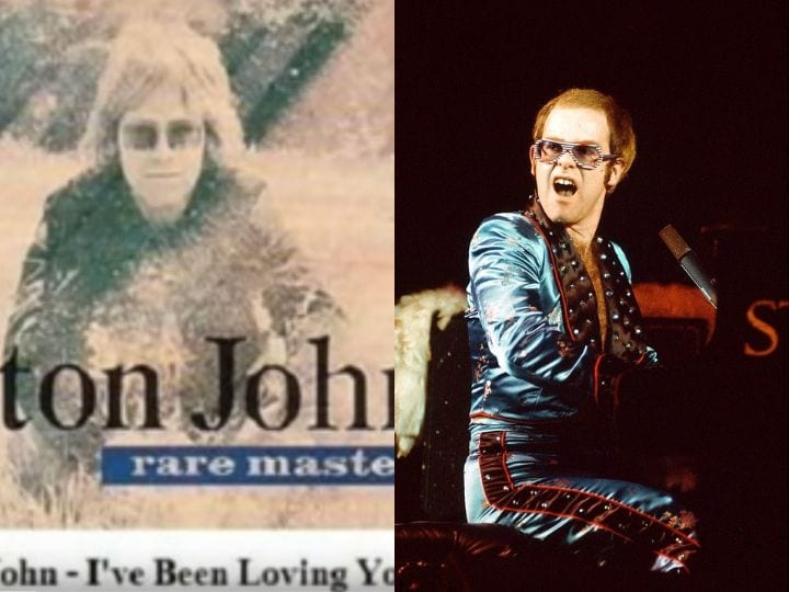 Elton John — I've Been Loving You (1968)