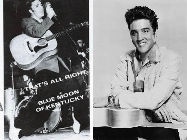 Elvis Presley, That's All Right (1954)