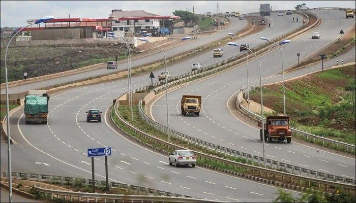 Nairobi-Nakuru Highway