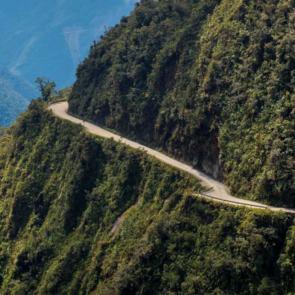 Yunga Road