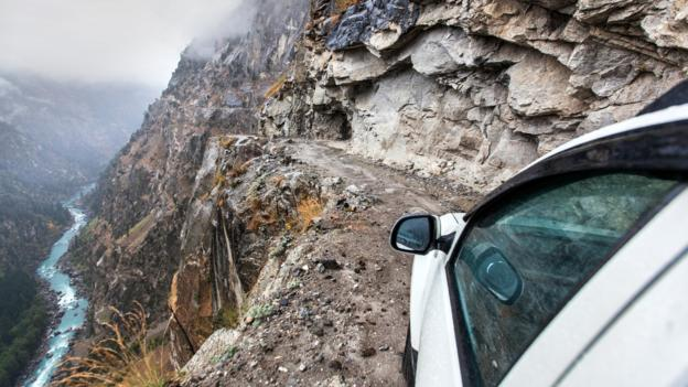 Killar To Pangi Road