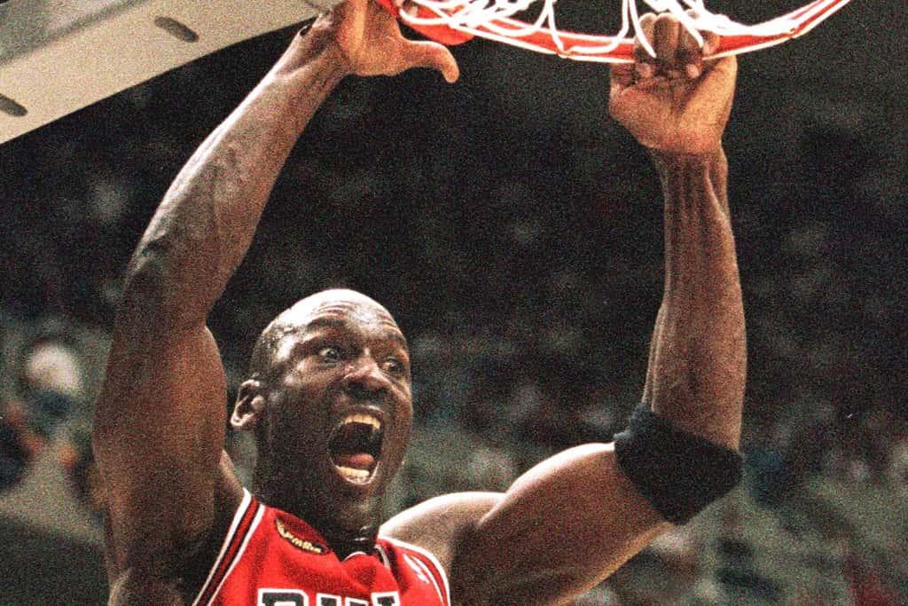 He Was A Slam Dunk Legend