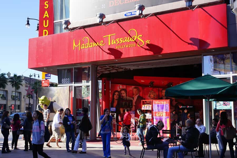 Madame Tussaud's Hollywood