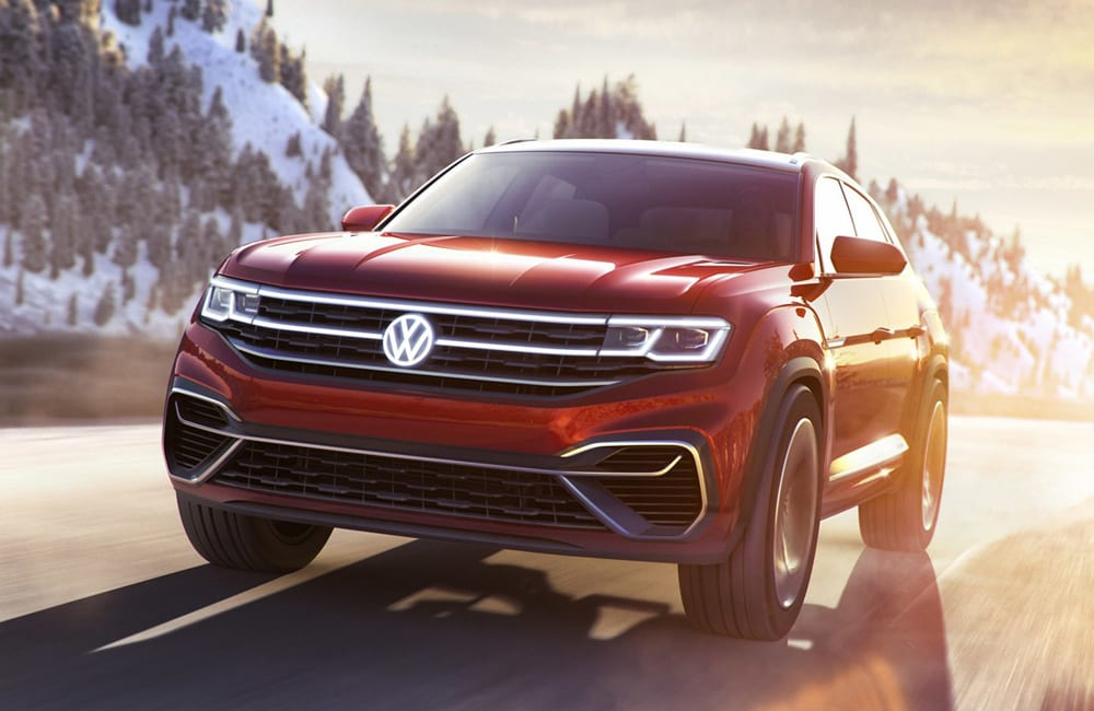 Volkswagen Atlas Cross Sport