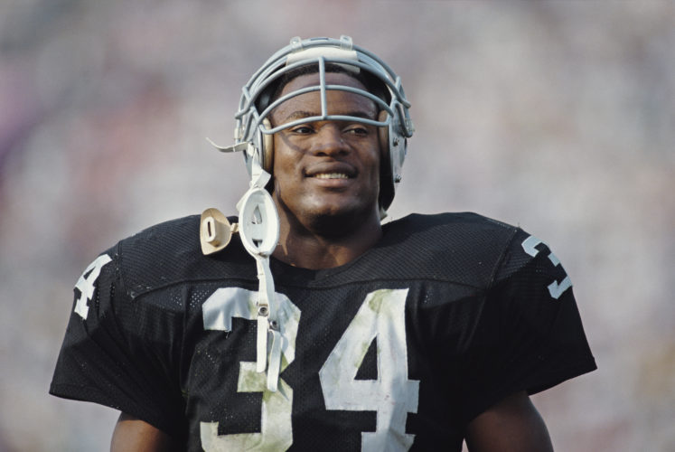 Bo Jackson — Auburn (SEC) (1982-1985)