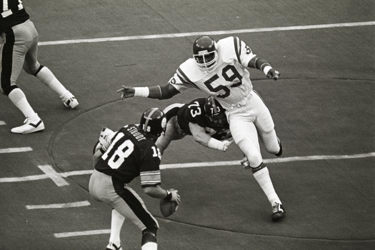 Matt Blair — Iowa State (Big 12) (1971-1973)