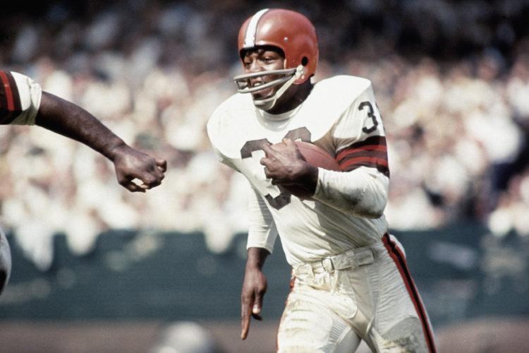 Jim Brown — Syracuse (ACC) (1954-1956)