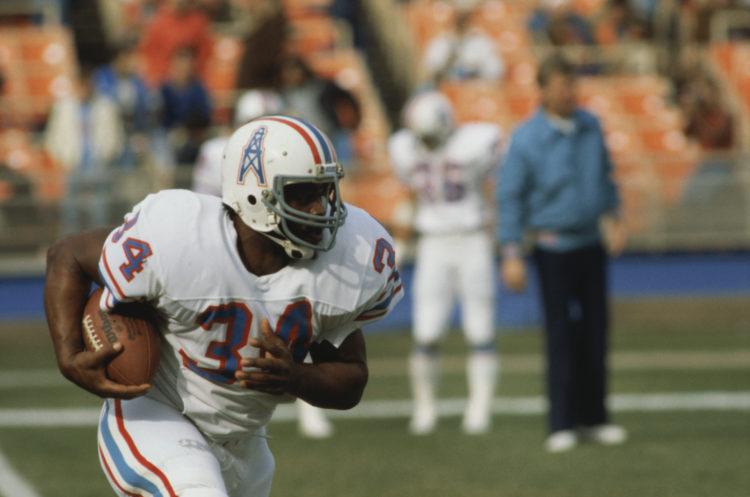 Earl Campbell — Texas (Big 12) (1974-1977)