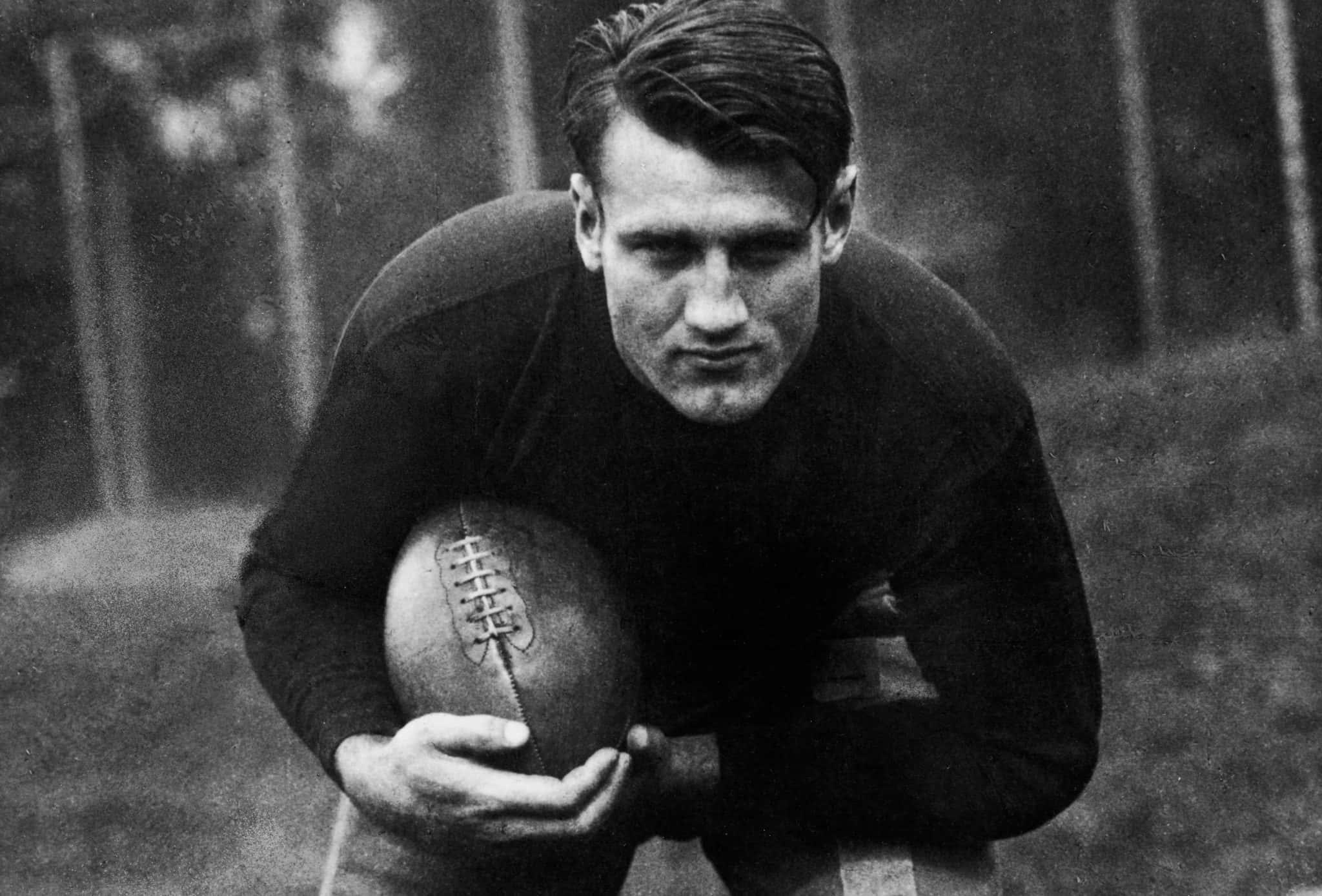 Bronko Nagurski — Minnesota (Big Ten) (1927-1929)