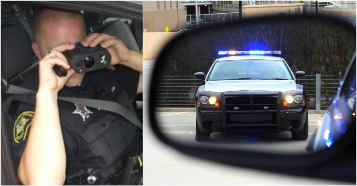 A Cop Car