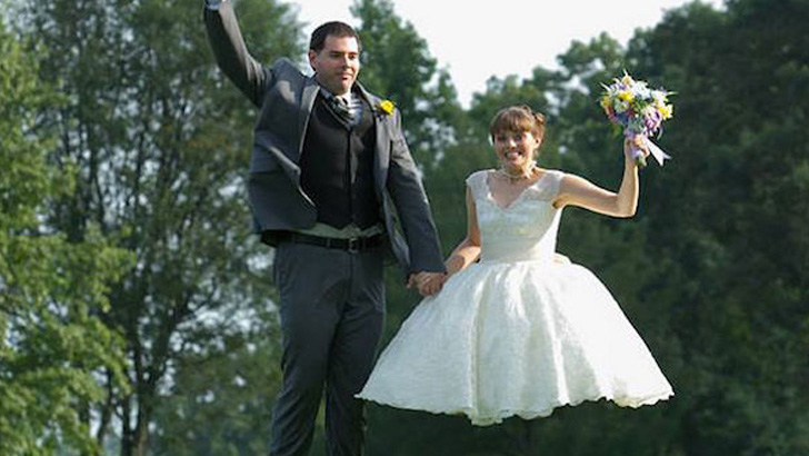 The Levitating Bride