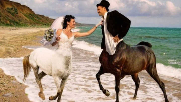 The Married Centaurs