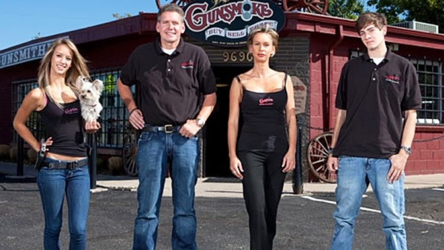 Gunsmoke Guns Was Robbed After Show Cancellation