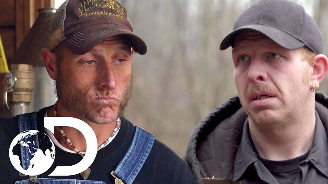 Virginia Revealed The Truth About The Moonshiners