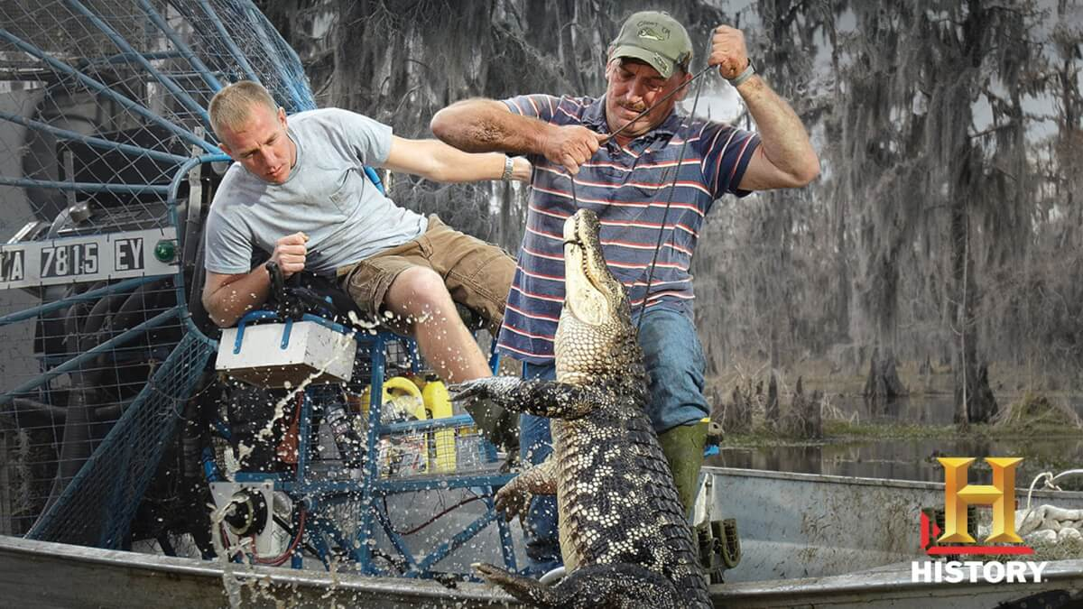 Swamp People Legal Woes