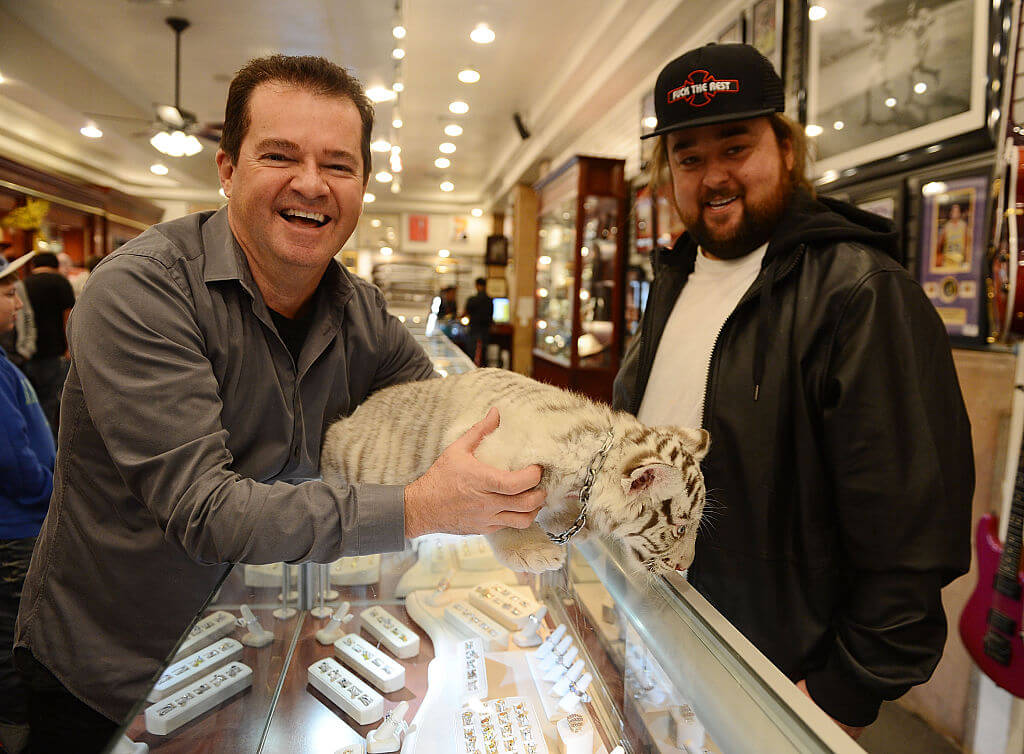Pawn Stars Rarely Go To The Store