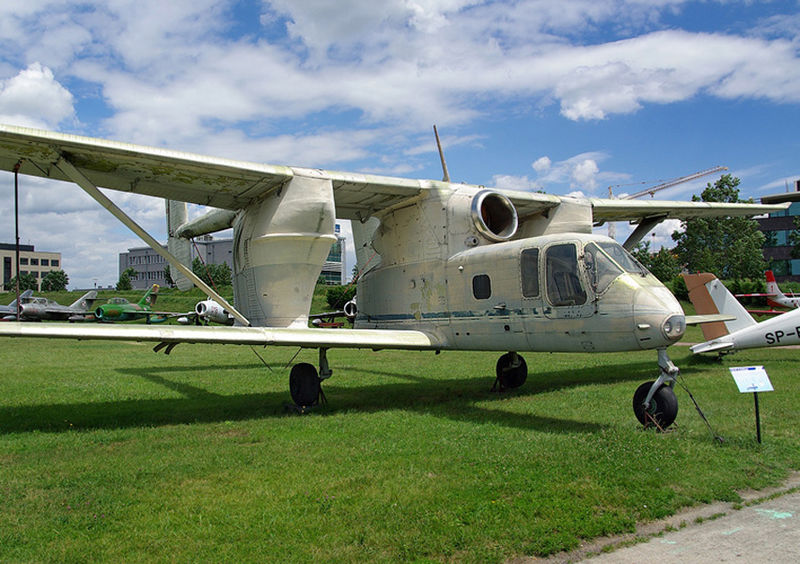 The PZL M-15 Belphegor